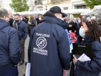 """Brussel gaat vaccineren op markten in Molenbeek en Sint-Joost: """"Ambassadeurs maken van moeilijk bereikbare Brusselaars"""""""