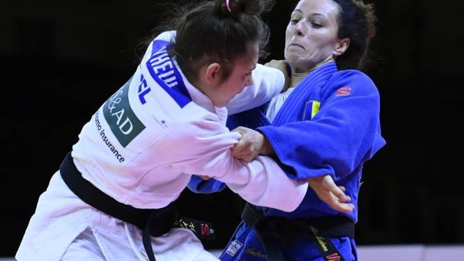 Amber Ryheul pakt eerste keer wereldbekergoud op European Open judo