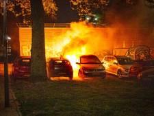 Autobranden in Leiden: dit was de schade in 2020