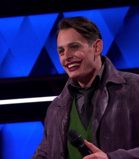 The Joker blijkt meesterlijke bedrieger te zijn in I Can See Your Voice