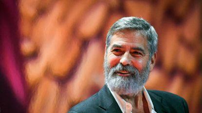 """George Clooney schrijft open brief: """"Racisme is de ware pandemie"""""""