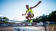 IAAF vist Jeroen D'hoedt op voor WK atletiek