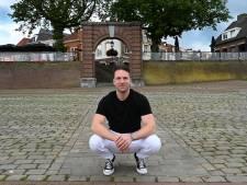 Rik Marinussen moet zich laten testen voor zijn eigen feestje aan de Loswal: 'Eén dag en dan goed'