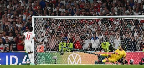 Elf aanhoudingen wegens racisme na penaltydrama Engeland op EK voetbal