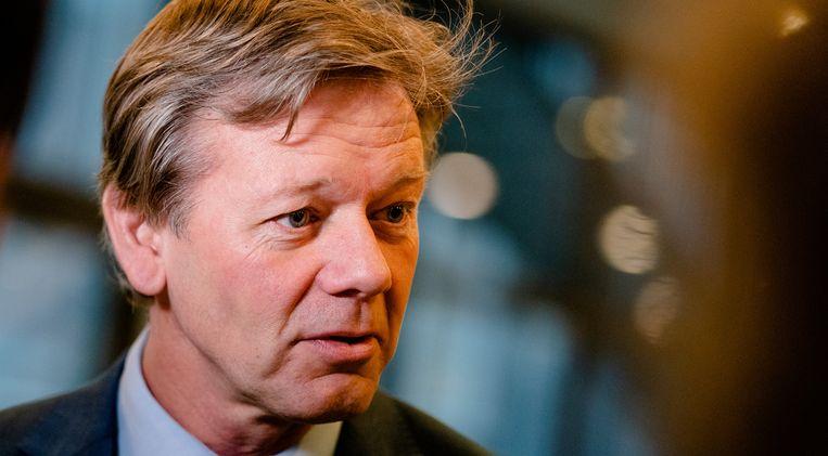 ChristenUnie-Kamerlid Joël Voordewind. Beeld Hollandse Hoogte /  ANP