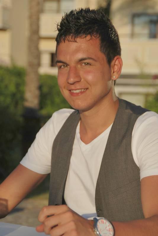 Laurent Kremer, 20 ans, victime de la fusillade de la place Saint-Lambert, le 13 décembre 2011.