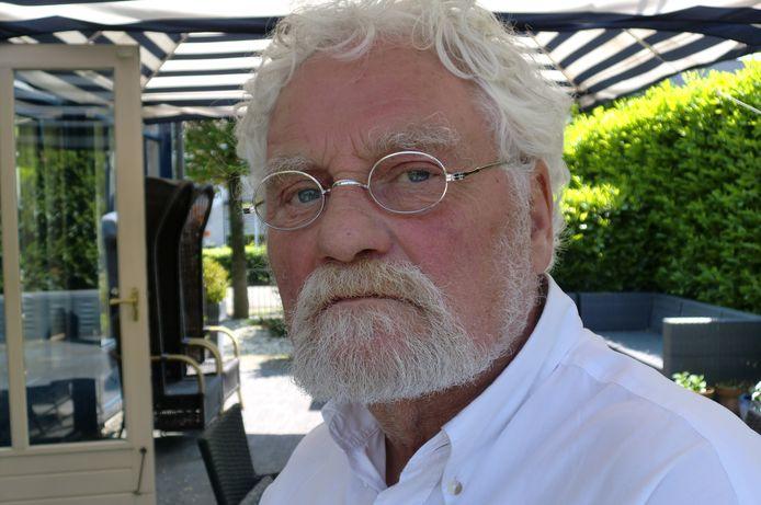 """Cris Neidt, eigenaar van CNE-Air en het vliegtuigje dat in 2018 naar Breda Airport crashte. ,,Ik zag het zelf gebeuren."""""""