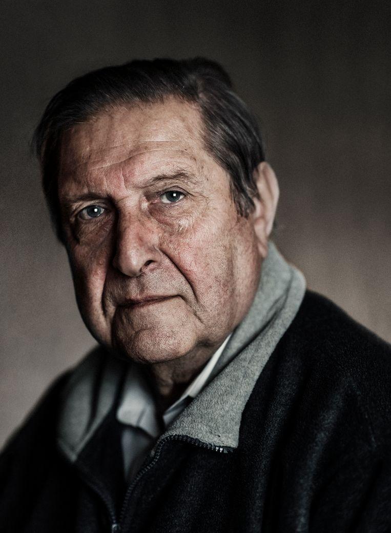 Etienne Vermeersch. Beeld Karoly Effenberger