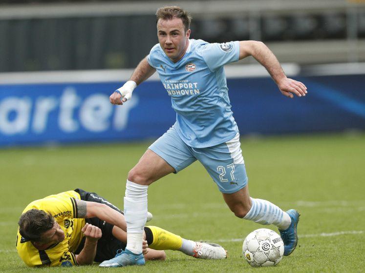 Samenvatting: VVV-Venlo - PSV