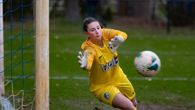Valse competitiestart FC Eindhoven Vrouwen