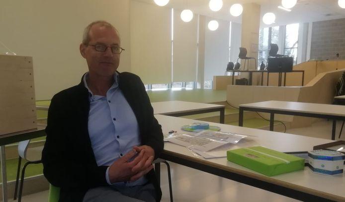 Directeur Jan Van Dyck gaat met pensioen