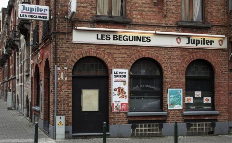 'De Belgische terreurverdachten kwamen allemaal over de vloer in Les Béguines, het drugscafé van Brahim' Beeld
