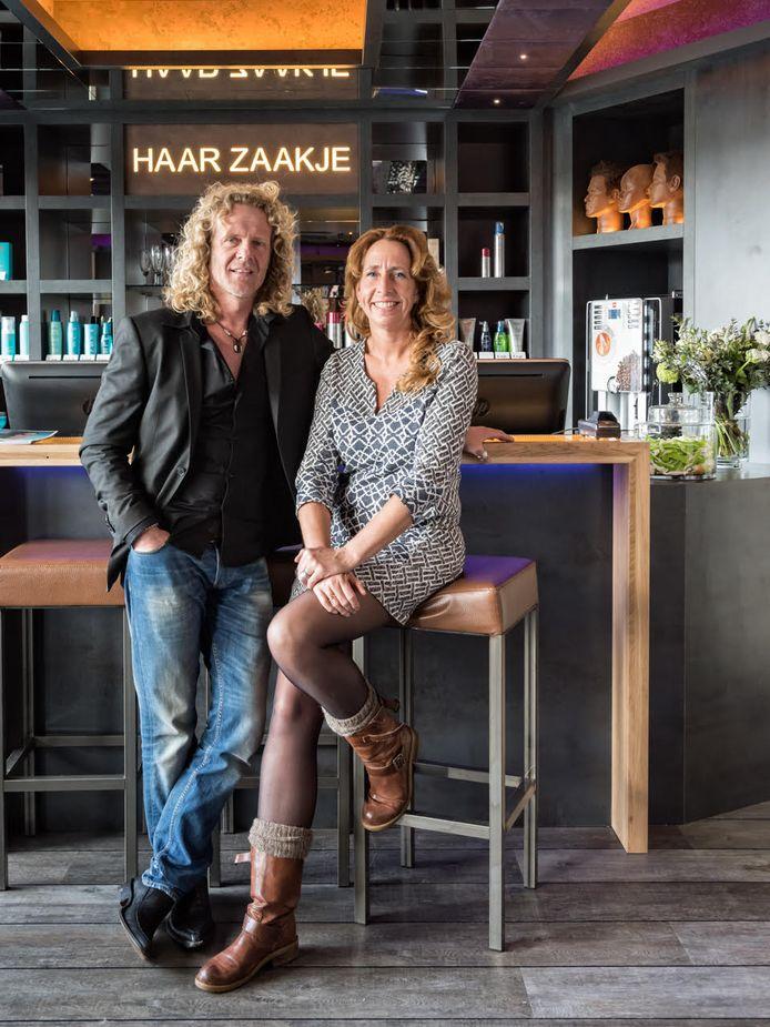 Marja en Jan Braker: 'We hebben tien jaar lang geplust in omzet, tot maart.'