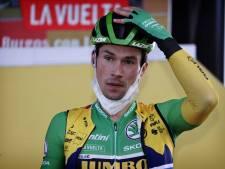 Roglic na tweede ritzege: 'Als er een kleine kans is om te winnen, pak ik die'