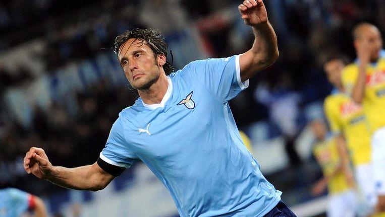 Stefano Mauri van Lazio Roma was een van de arrestanten. Beeld ANP