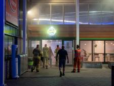 Tankstation vol rook: vermeende brand blijkt storing