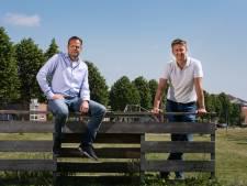 Zo dichtbij, maar weer zo ver weg: directeuren Van den Belt en De Graaf hunkeren naar promotie met Cambuur