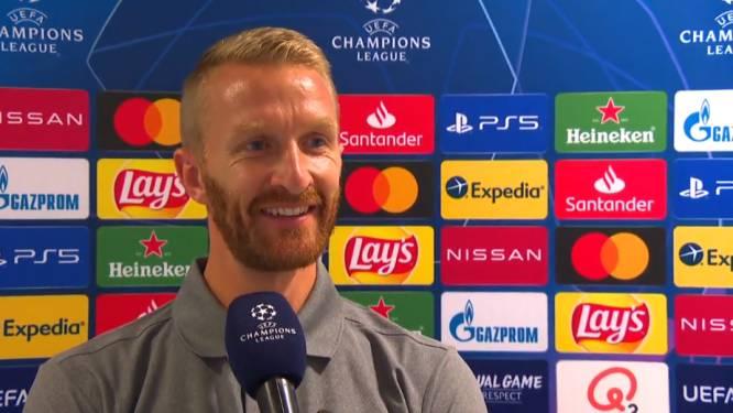 """AA Gent-coach De Decker voor duel tegen Kiev: """"De spelers leven voor zulke wedstrijden"""""""