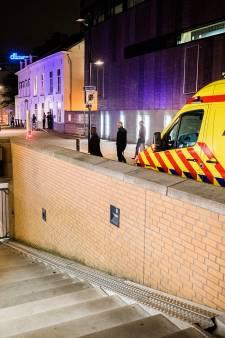 Twee leden van Eindhovens Studenten Corps buiten levensgevaar na lelijke val van muur bij fietsenstalling