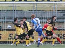 LIVE | FC Eindhoven tegen de verhouding in met voorsprong de rust in na goal Van der Sande