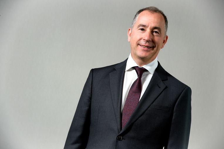 Dexia-CEO Wouter Devriendt. Beeld BELGA