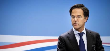 Rutte: Groep critici coronabeleid 'te lang niet gezien' door kabinet