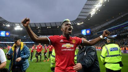 De comeback die niemand zag aankomen: Paul Pogba verbrodt het kampioenenfeest van Man City