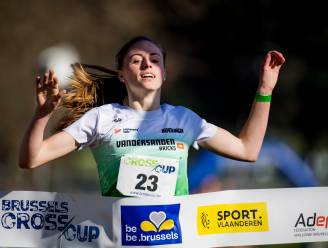 Belgisch kampioene korte cross Lotte Scheldeman maakt wederoptreden op Crosscup Relays