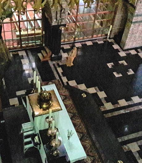 Wat 'n Jan Klaasen-toestand rond de Joanneskerk van Oisterwijk