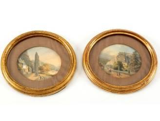 Yper Museum drie werkjes rijker van de in Ieper geboren schilder François Roffiaen