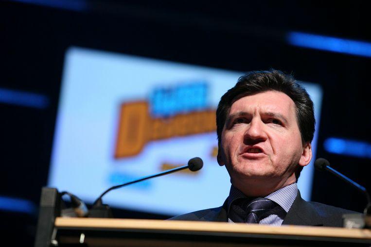 Ex-LDD-politicus Stef Goris. Beeld belga