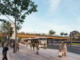 Zo gaat de peperdure loopbrug bij station Zwolle eruit zien