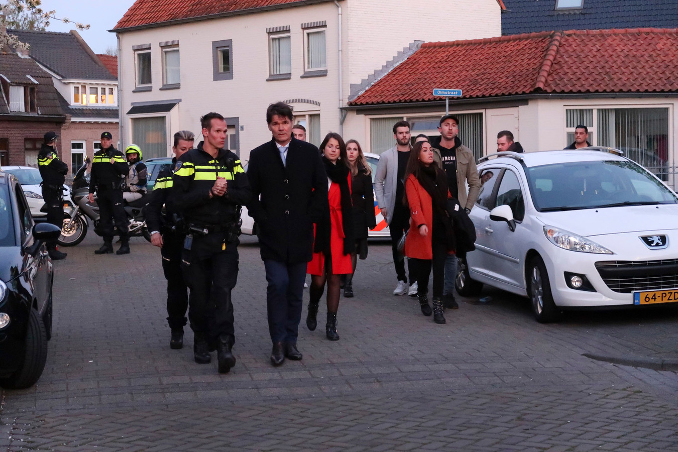 Paul Depla is aanwezig bij de herdenking in Breda