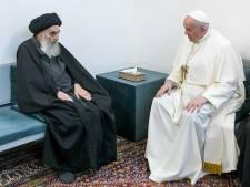 Le pape rencontre le grand ayatollah, une première dans l'Histoire