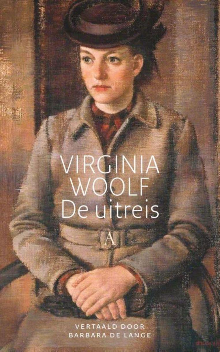 Virginia Woolf, 'De uitreis', Athenaeum. Vertaald door Barbara De Lange, 480 p., 24,99 euro. Beeld rv