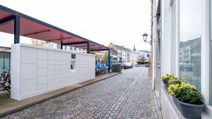Stad zoekt alternatieve locatie voor pakjesautomaat Veemarkt