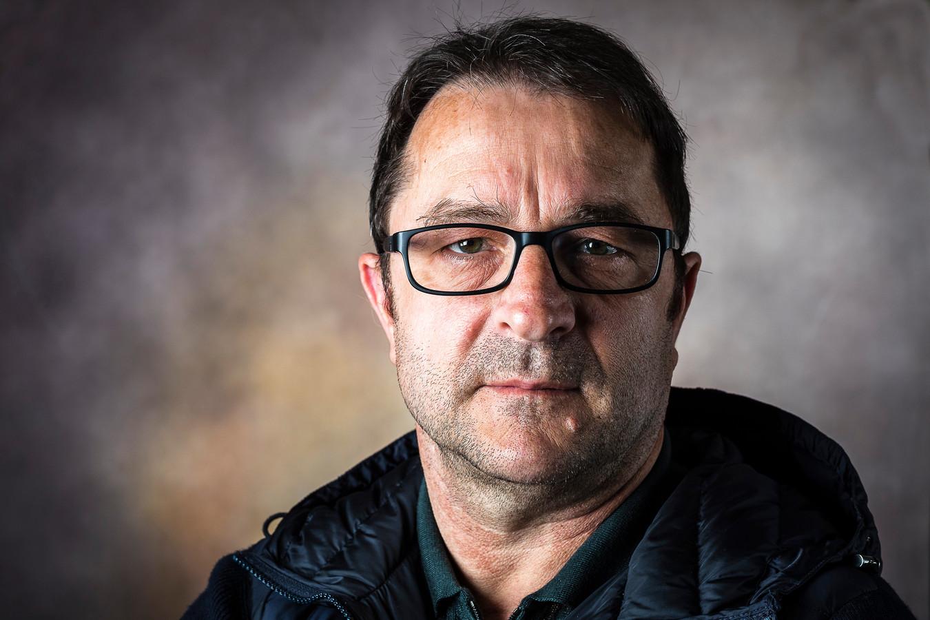Zeljko Petrovic, trainer Willem II.