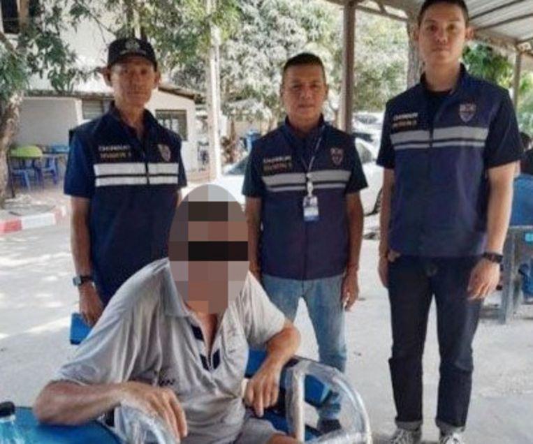 Een 57-jarige Belg werd volgens de politie teruggevonden door een camera die werkt met gezichtsherkenning.