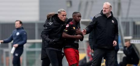 FC Den Bosch twee wedstrijden zonder deel supporters vanwege racisme-rel