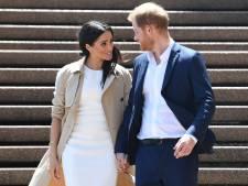 Dochter Harry en Meghan toegevoegd op site Buckingham Palace