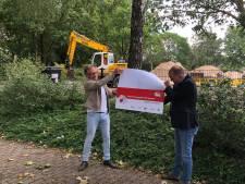 Bouw van 'Ontmoetingsplein Mellepark' op Uden-Oost officieel gestart