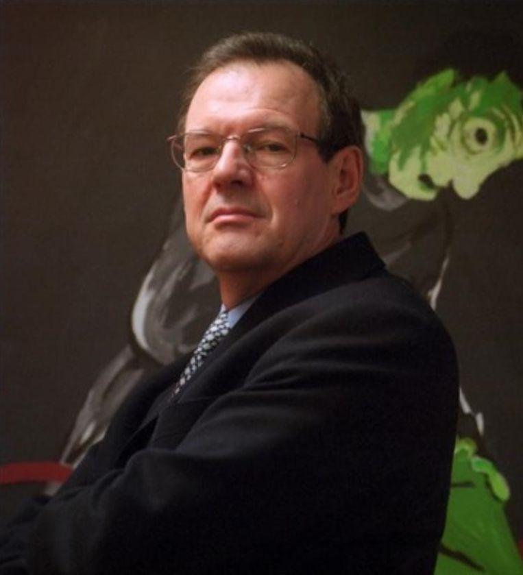 Prof Jef Vuchelen. Beeld photo_news