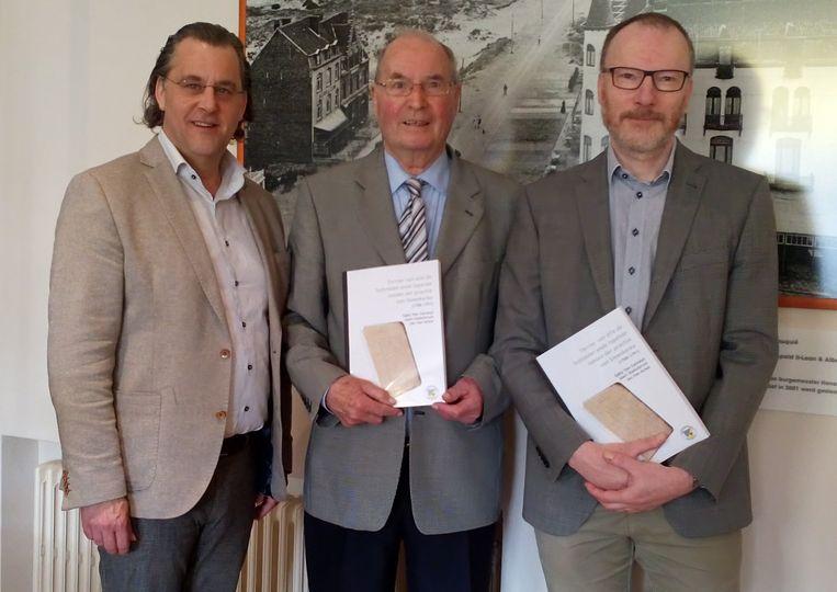 Joeri Stekelorum, Gaby Van Canneyt en Jan Van Acker