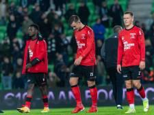 De beker blijft vooral balen voor Helmond Sport, ook na zeperd in Groningen: 'Kwamen overal tekort'