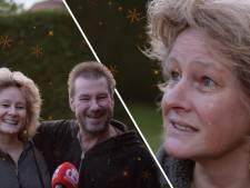Rob uit Wesepe verrast zijn 'kerstengel' Jolanda na zwaar jaar: 'Ik dacht dat ik m'n man kwijt was'