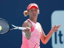 Elise Mertens battue en finale à Istanbul