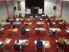 Een vreemd eindexamenjaar, ook op Gymnasium Bernrode in Heeswijk: 'We geloven in onze leerlingen'