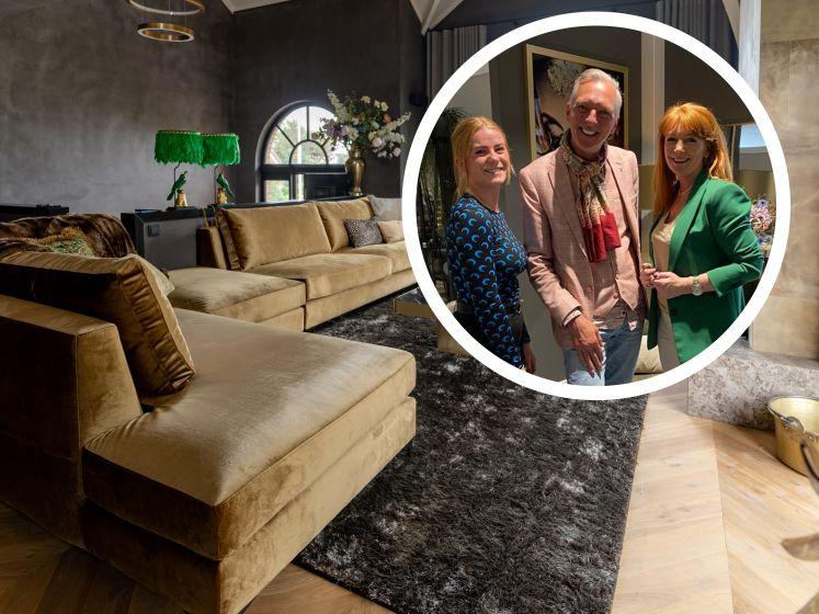 Tv-kijkers raken niet uitgepraat over meubels die Manon uit Enschede leverde aan Martien Meiland: 'Luisteren altijd naar de klant'