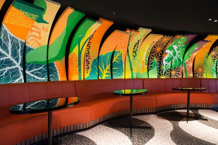 SushiSamba aan de Singelgracht Beeld Charlotte Odijk