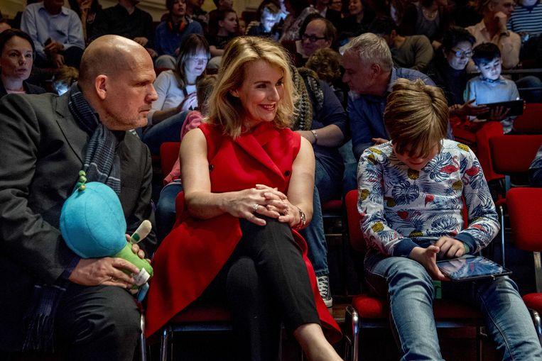Aaltje van Zweden naast haar echtgenoot Jaap. Beeld ANP